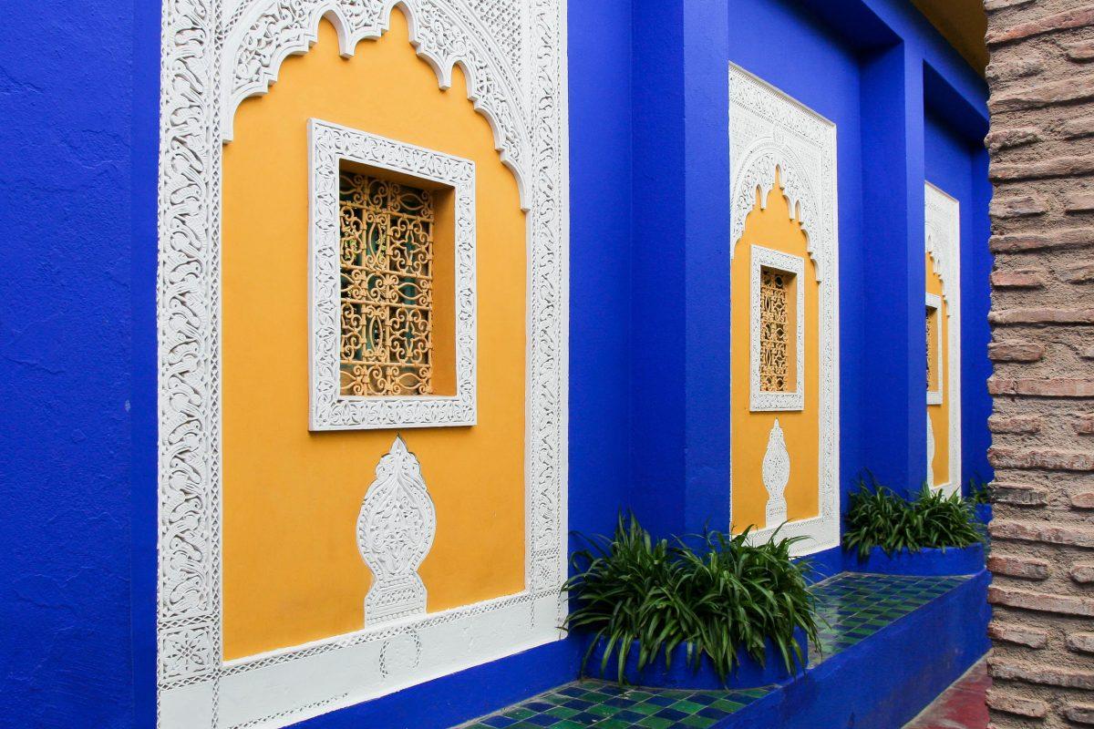 Das Museum für islamische Kunst befindet sich im Majorelle-Garten in Marrakesch, Marokko - © Dainis Derics / Shutterstock