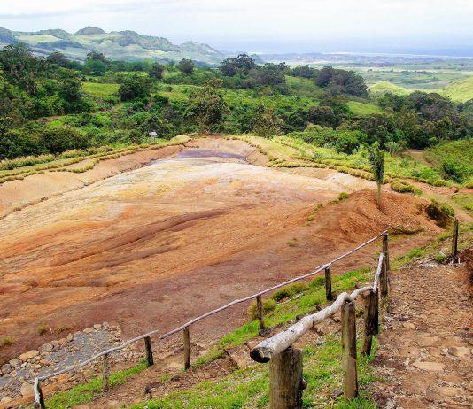 Siebenfarbige Erde, Terres des Couleurs, Seven Coloured Earths – all diese Begriffe beschreiben ein faszinierendes Phänomen im Südwesten von Mauritius - © ezk / franks-travelbox