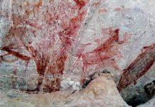 Die farbenprächtigen Funde in der Sierra de San Francisco in Mexiko zählen eindeutig zu den ausgedehntesten und spektakulärsten der Welt - © Netzai CC BY-SA 3.0/Wiki