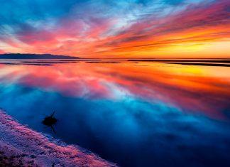 Der Uvs Nuur Nationalpark beherbergt den größten See der Mongolei, der aufgrund seines Salzgehaltes für viele Seevögel einen wichtigen Lebensraum darstellt - © MedvedevVladimir/Shutterstock