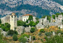 Stari Bar wurde vor über 2.000 Jahren gegründet und zählt heute zu den wichtigsten kulturhistorischen Stätten Montenegros - © Pecold / Shutterstock