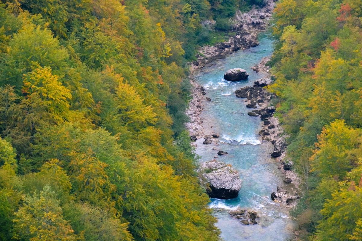 Die beste Zeit für Rafting auf der Tara sind die Sommermonate und der Herbst, wenn der Fluss nicht allzu reißend ist, Montenegro - © FRASHO / franks-travelbox