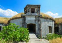 Ihre letzte Schlacht schlug die Festung Gorazda im Ersten Weltkrieg, in der es den Beschuss der Montenegriner ohne nennenswerten Schaden überstand, Montenegro - © FRASHO / franks-travelbox