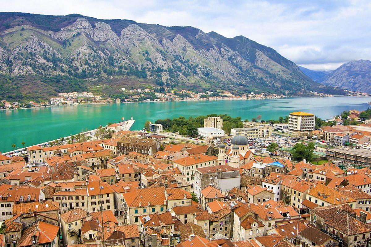 Bilder Altstadt Von Kotor Montenegro Franks Travelbox