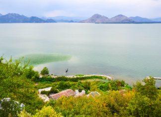 Seit 1983 steht der montenegrinische Teil des Skadar-Sees mit einer Fläche von 40.000 Hektar als Skadarsko Jezero Nationalpark unter Schutz und schließt auch weitläufige Ufergebiete ein, Montenegro - © FRASHO / franks-travelbox