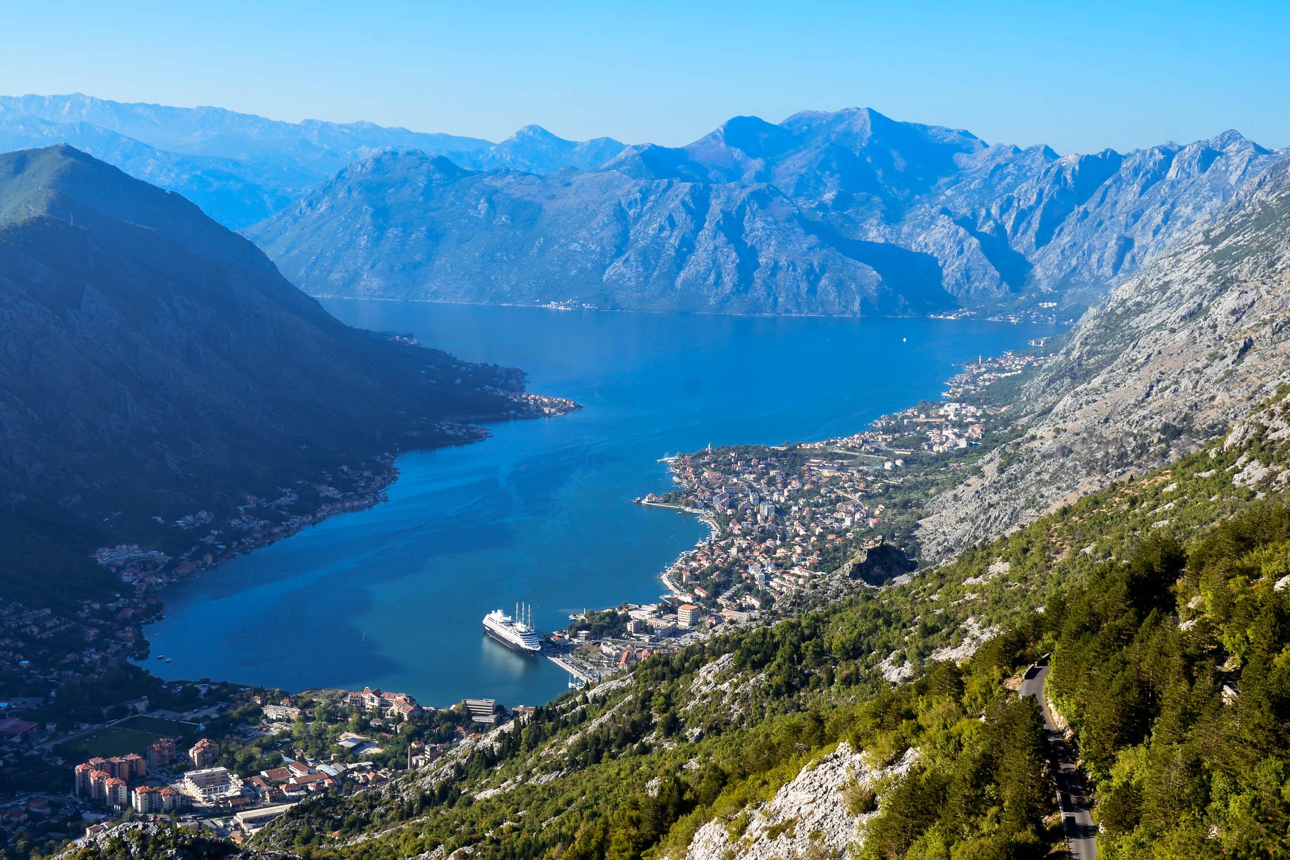Bilder Bucht Von Kotor Montenegro Franks Travelbox