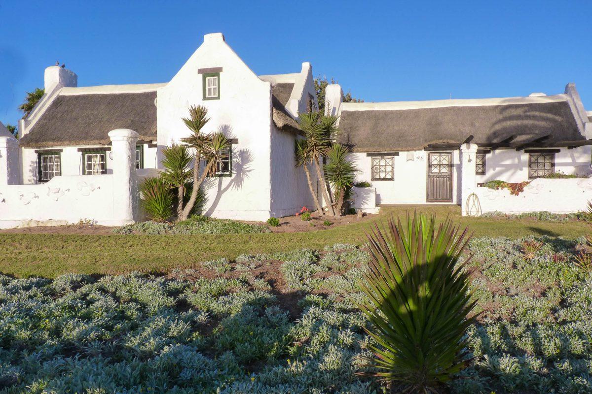 Typische Häuser in Walvis Bay, Namibia - © FRASHO / franks-travelbox