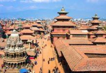 "Blick auf den Durbar Square (""Königsplatz"") in Kathmandu, Nepal - © Dmitry Berkut / Shutterstock"
