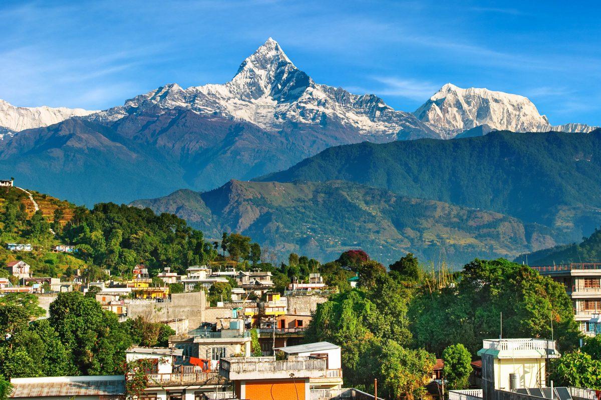 Hauptstadt Nepal