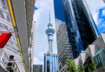 Ein Spaziergang durch Auckland, Neuseeland, führt durch historisch-kosmopolitische Straßenzüge und auf den höchsten Turm der Südhalbkugel - © FRASHO / franks-travelbox