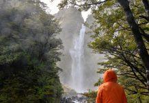 Der Arthur's Pass Nationalpark auf der Südinsel von Neuseeland lockt mit Bergflanken, Gletschertälern, dichten Buchenwäldern und tosenden Wasserfällen - © FRASHO / franks-travelbox