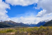 Der Great Alpine Highway führt durch die traumhafte Berglandschaft von Neuseelands Südinsel zu sehenswerten Urlaubszielen - © FRASHO / franks-travelbox