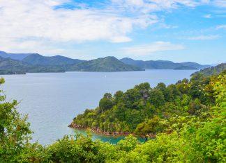 Die Inseln und Täler der Marlborough Sounds machen aus der nördlichen Spitze von Neuseelands Südinsel eine faszinierend zerfurchte Landschaft - © FRASHO / franks-travelbox