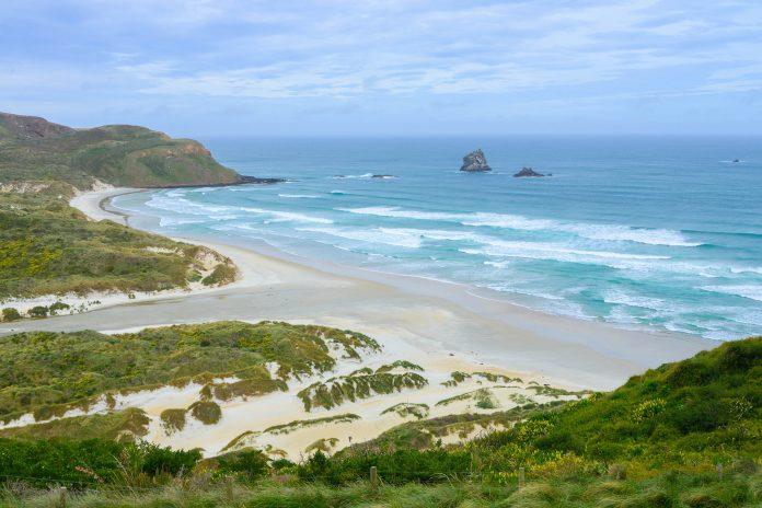 Die Otago Halbinsel vereint äußerst attraktive Kombination aus Sandbuchten, üppiger Vegetation und einer völlig intakten Tierwelt, Neuseeland - © FRASHO / franks-travelbox