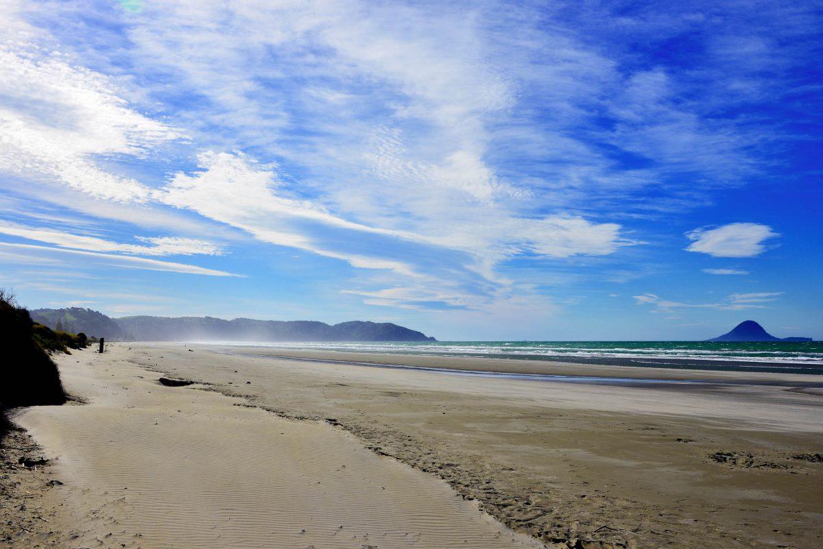 Wer einmal in Ohope angekommen ist, will von hier so schnell nicht mehr weg, Neuseeland - © FRASHO / franks-travelbox