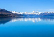 Wunderschönes Panorama im Mount Cook Nationalpark auf der Südinsel Neuseelands - © ezk / franks-travelbox