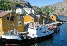 Nusfjord ist das bedeutendste und am besten erhaltene historische Fischerdorf des Lofoten-Archipels, Norwegen - © FRASHO / franks-travelbox