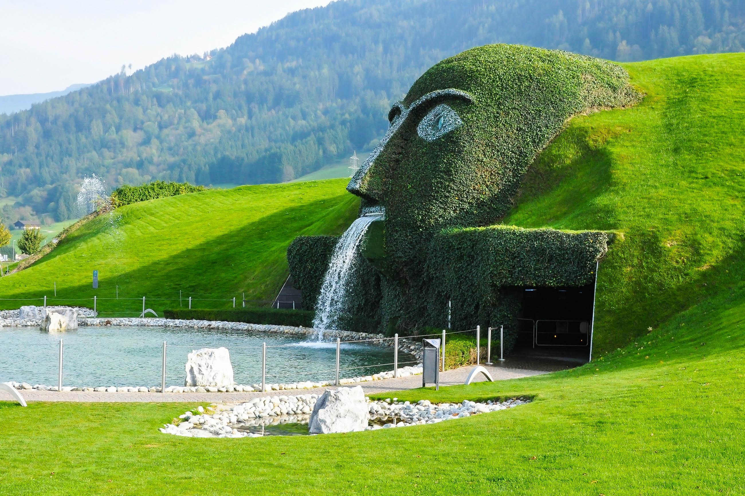 Swarovski Kristallwelten (Crystal Worlds) in Wattens, Tyrol, Austria | Franks Travelbox