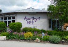 Im Jahr 2005 wurde die Amethyst-Welt im niederösterreichischen Maissau eröffnet und die weltweit größte freigelegte Amethyst-Ader für Besucher zugänglich gemacht, Österreich - © Lila Pharao / franks-travelbox