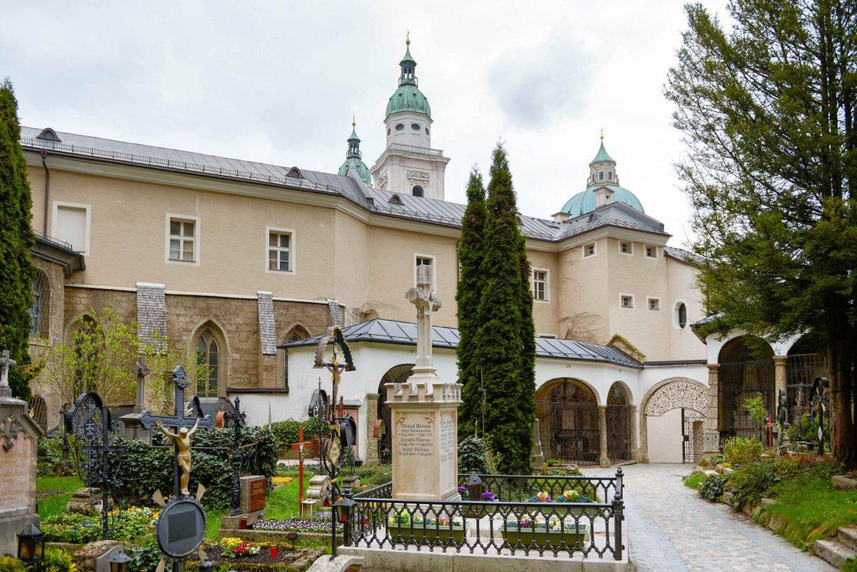 Erzabtei St. Peter