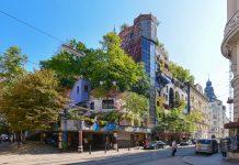 Das Hundertwasserhaus im dritten Wiener Gemeindebezirk zählt zu den berühmtesten Gebäuden der Stadt und dem wohl meistbesuchten Wohnhaus Österreichs - © FRASHO / franks-travelbox
