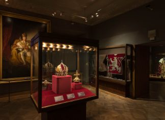 Die Kaiserliche Schatzkammer in Wien beherbergt die größten geistlichen und weltlichen Schätze des ehemaligen Kaiserhauses von Österreich - © KHM mit MVK und ÖTM