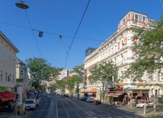 Die Mariahilfer Straße war bereits in der k.u.k.-Zeit die erste Einkaufsstraße Wiens, Österreich - © Gugerell CC0 1.0/Wiki