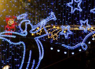Die Wiener Weihnachtsmärkte beeindrucken Ihre Besucher mit eindrucksvoller Beleuchtung und Dekoration - © Renata Sedmakova / Shutterstock