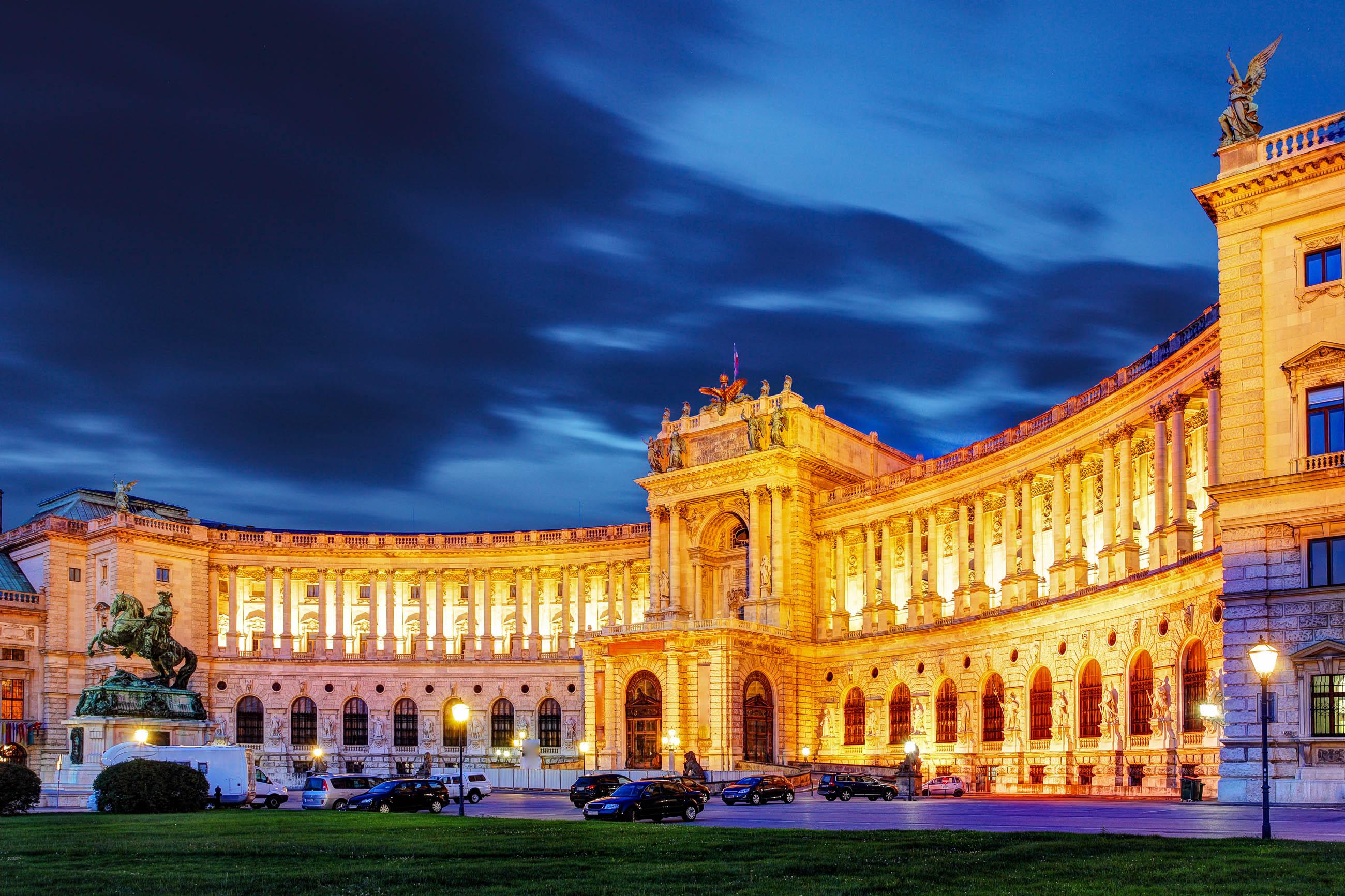 BILDER: Hofburg in Wien, Österreich   Franks Travelbox