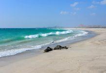 Abgesehen von der herrlichen Küste gibt es keine Sehenswürdigkeiten auf der Insel Masirah, Oman - © FRASHO / franks-travelbox