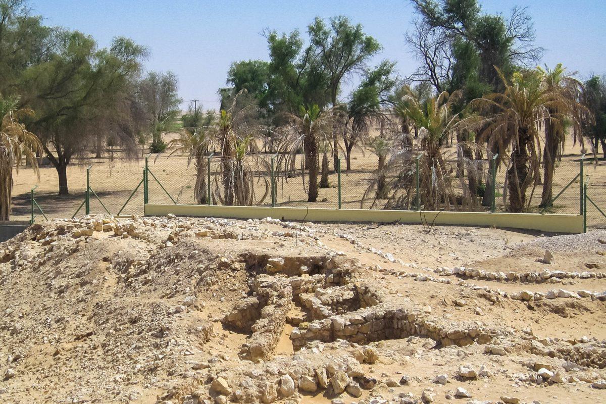 """Es muss jeder für sich entscheiden, ob sich ein Abstecher zum """"Atlantis der Wüste"""" in Shisr auszahlt, Oman - © FRASHO / franks-travelbox"""