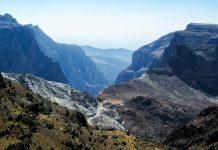 Fantastischer Ausblick vom Saiq-Plateau in eine der spektakulärsten Landschaften des Oman - © FRASHO / franks-travelbox