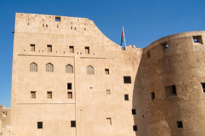 Fassade des Schloss Jabrin, Oman - © FRASHO, franks-travelbox