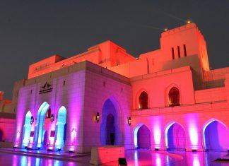 Das Opernhaus in Muscat, der Hauptstadt Omans, wurde im Oktober 2011 als das erste Opernhaus der Golfstaaten eröffnet - © FRASHO / franks-travelbox