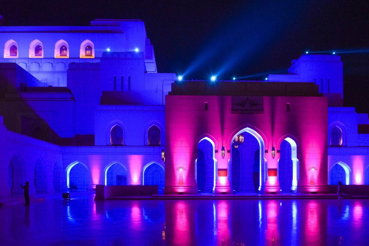 Die internationalen Medien deklarieren das Opernhaus von Muscat als absolutes Must-See für jeden Opernfan, Oman - © FRASHO / franks-travelbox