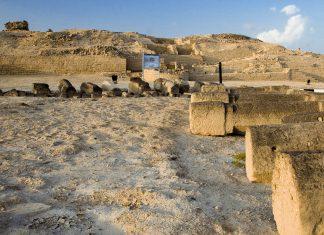 Die Ausgrabungsstätte al-Bhaleed liegt im östlichen Salalah, der größten Stadt im Süden Omans - © Maros Markovic / Shutterstock