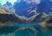 Am Fuß des Ampay im Hochland des südlichen Peru schützt das Ampay National Sanctuary die größten Intimpa-Wälder des Landes - © Peter Stewart PD, Wiki