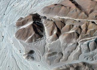 Bodenzeichnungen bei Nazca aus der Luft, Peru - © tr3gin / Shutterstock