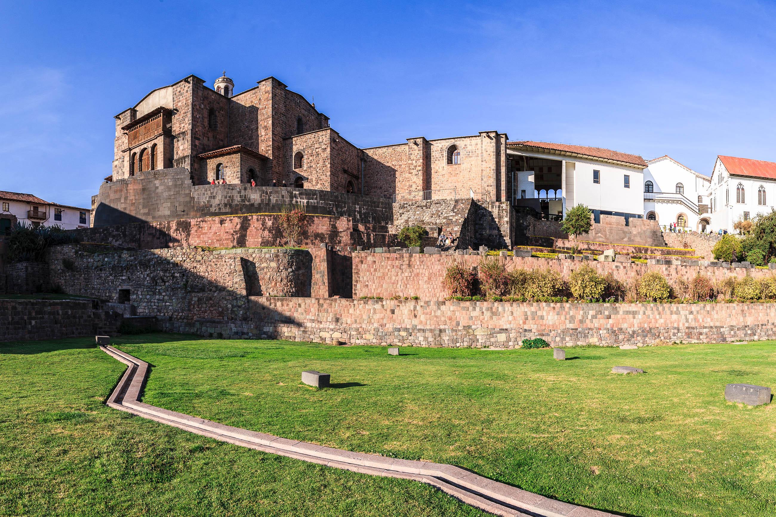 Tempel Coricancha in Cusco, Peru | Franks Travelbox