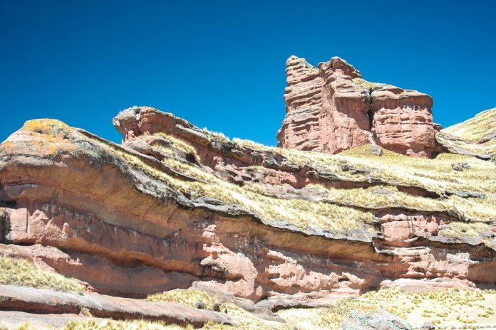 Die Straße zum Tinajani-Canyon ist nicht geteert und kann nur mit dem Auto oder Taxi erreicht werden, Peru - © flog / franks-travelbox