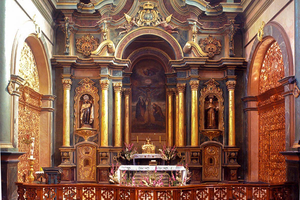 Die Iglesia Las Nazarenas in Lima zählt zu den geschichtsträchtigsten Kirchen der Hauptstadt von Peru - © Miguel Chong CC BY-SA3.0/Wiki
