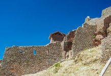 Das genaue Gründungsdatum der Inka-Stadt Pisac ist nicht bekannt, Experten schätzen seine Entstehung jedoch um das Jahr 1440, Peru - © flog / franks-travelbox