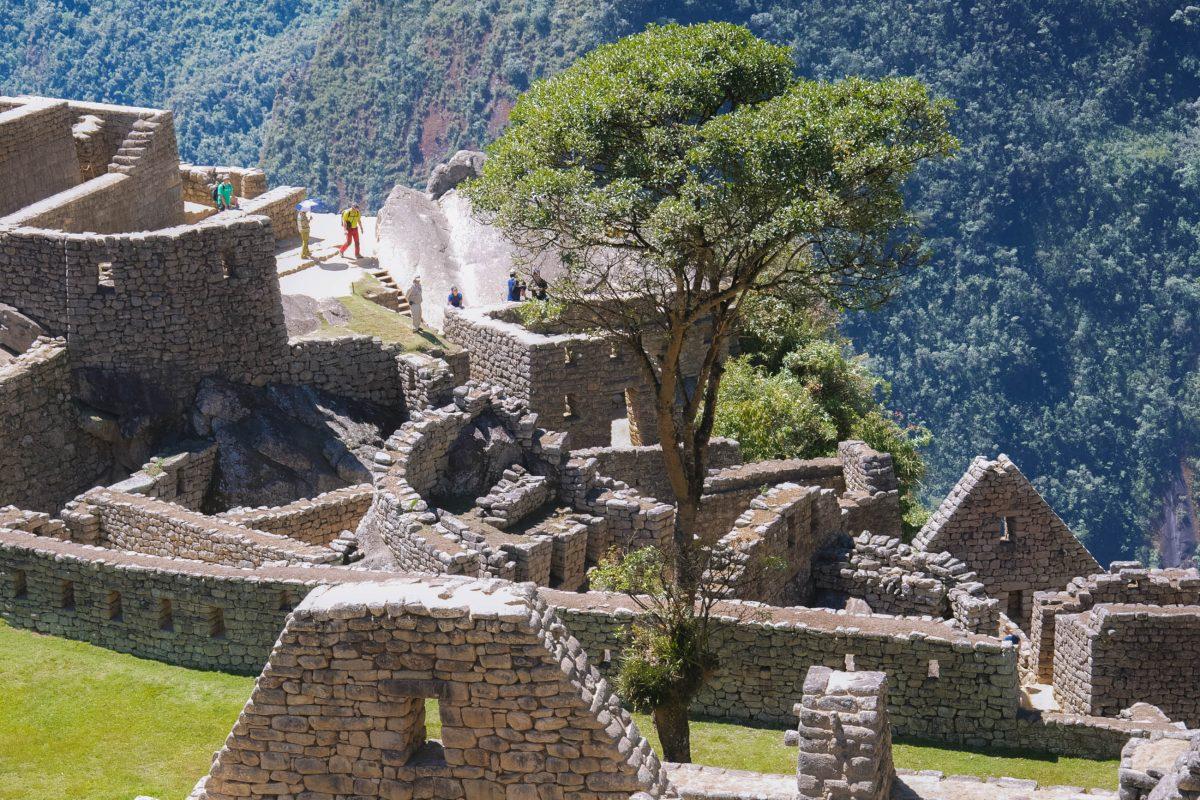 Seit dem Jahr 1983 ist Machu Picchu auf der Weltkulturerbeliste der UNESCO zu finden, Peru - © flog / franks-travelbox