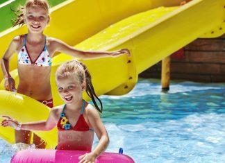 Der Aqua-Park ist eine der neuesten Attraktionen Katars und bietet nicht nur für Kinder Spaß im kühlen Nass  - © Poznyakov / Shutterstock