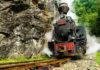 Dampflok der Waldbahn im Vaser-Tal (Wassertal) im Norden Rumäniens - © salajean / Shutterstock