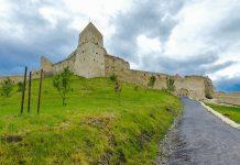 Die malerische Burgruine von Rupea zwischen Brasov und Sighisoara zählte einst zu den stärksten Festungen Siebenbürgens - © FRASHO / franks-travelbox
