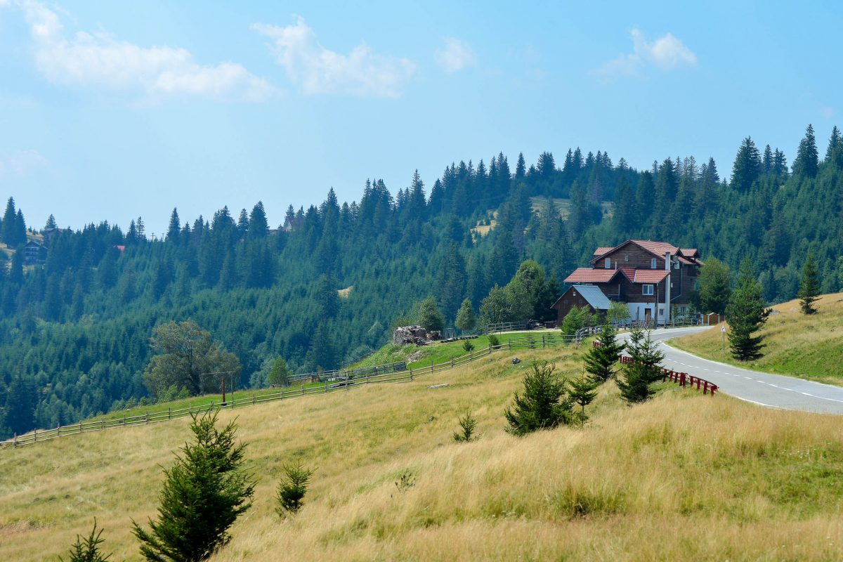 Der lauschige Luftkurort Păltiniș ist die ideale Basis für Entspannungsurlaub, liegt aber auch optimal für Ausflüge ins umliegende Naturschutzgebiet im Cindrel-Gebirge, Rumänien - © FRASHO / franks-travelbox