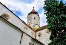 Die Kirchenburg von Prejmer (Tartlau) ist die am stärksten befestigte Kirche in Siebenbürgen, Rumänien, und beeindruckt durch Größe und Eleganz - © FRASHO / franks-travelbox