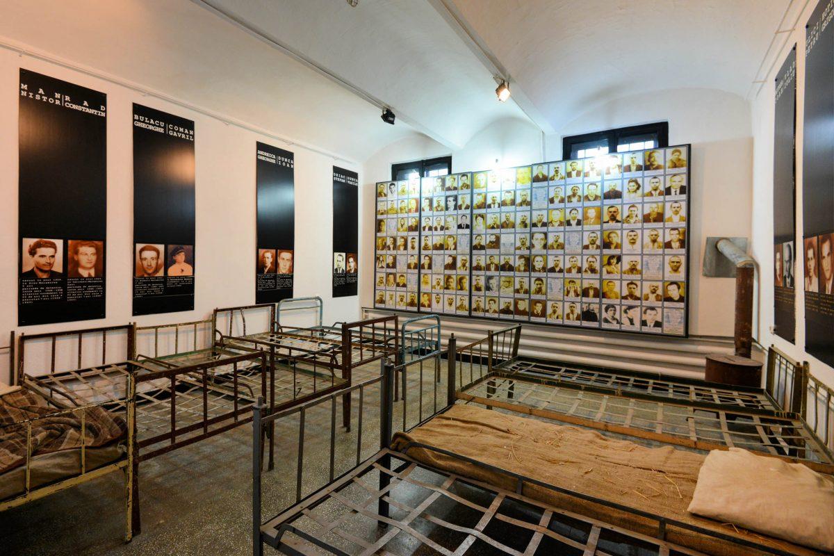 Die Häftlinge aus dem Widerstand in den Maramures in Rumänien wurden im Saal 74 des heutigen Sighet Memorials gesammelt - © FRASHO / franks-travelbox