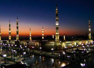 Wie das gesamte Zentrum von Medina darf die fantastische Prophetenmoschee von Nicht-Muslimen leider nicht betreten werden, Saudi-Arabien - © ahmad faizal yahya/Shutterstock